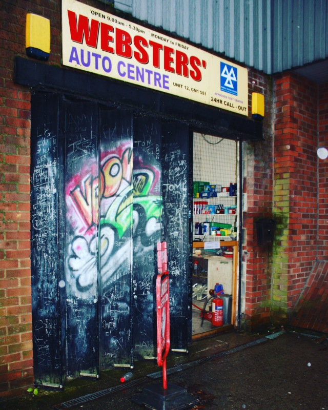 Websters' Auto Centre