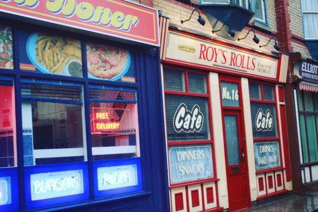 Roy's Rolls - Coronation Street