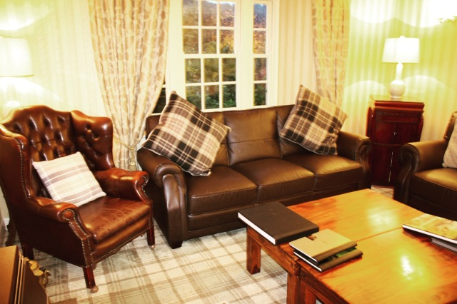 Lounge - Ox Pasture Hall Hotel