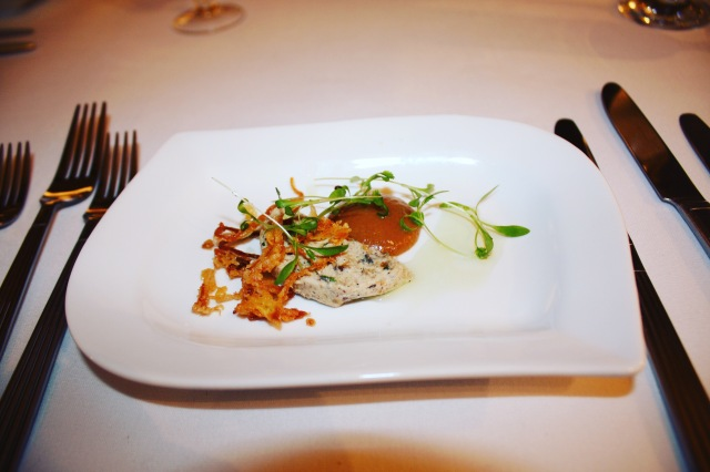 Mackerel Paté - Ox Pasture Hall Hotel