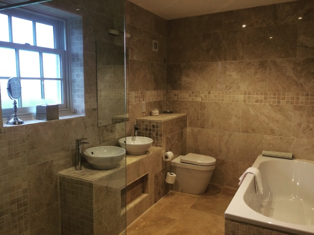 Bathroom - Ox Pasture Hall Hotel