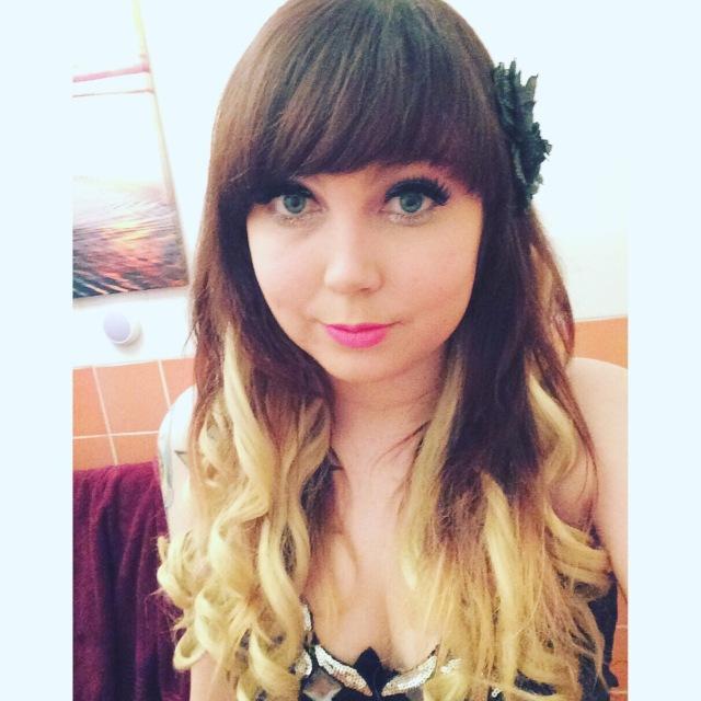 Louise Rose Railton - Sheffield Bloggers Christmas Meal