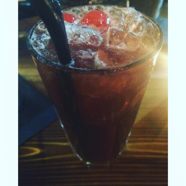 Cherry Cola Cocktail - Fear X Loathing Sheffield