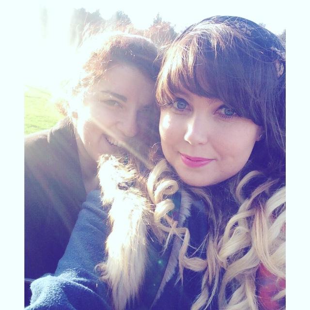 Becky and I - Louise Rose Railton