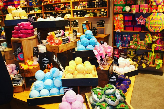 Products - Lush Sheffield
