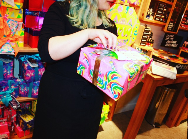 Lush Sheffield Blogger Event