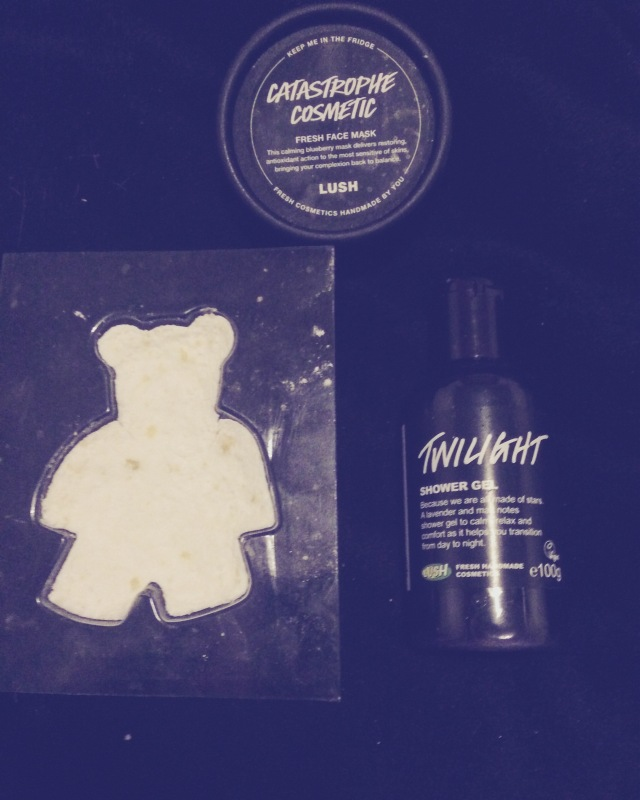 Blogger Samples - Lush Sheffield