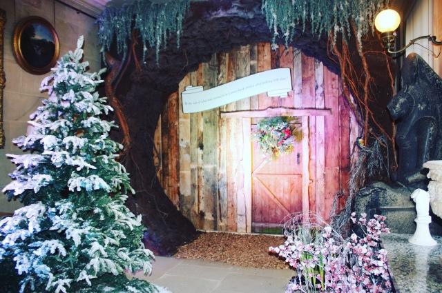 Chatsworth House - Christmas
