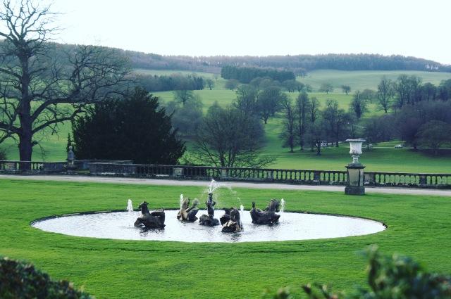 Chatsworth Grounds - Chatsworth House