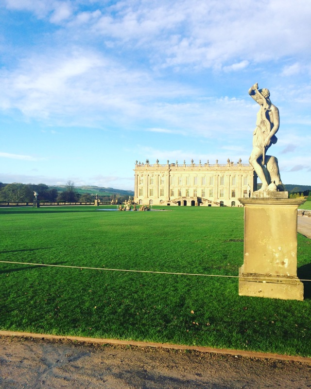 Chatsworth House and Grounds - Christmas 2015