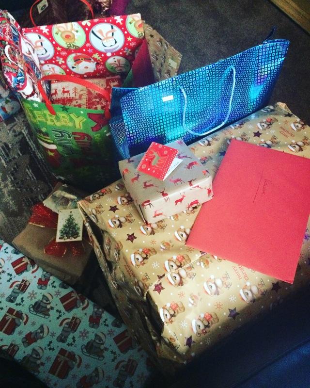Presents - Christmas 2015