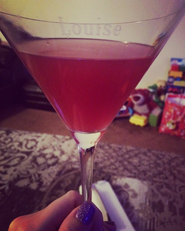 Cocktail - Christmas Day 2015