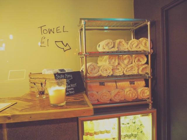 TRIB3 Towels