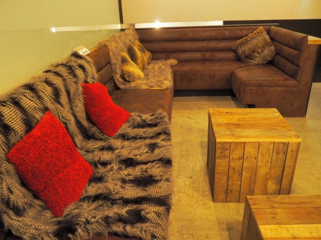 TRIB3 Sofa Area
