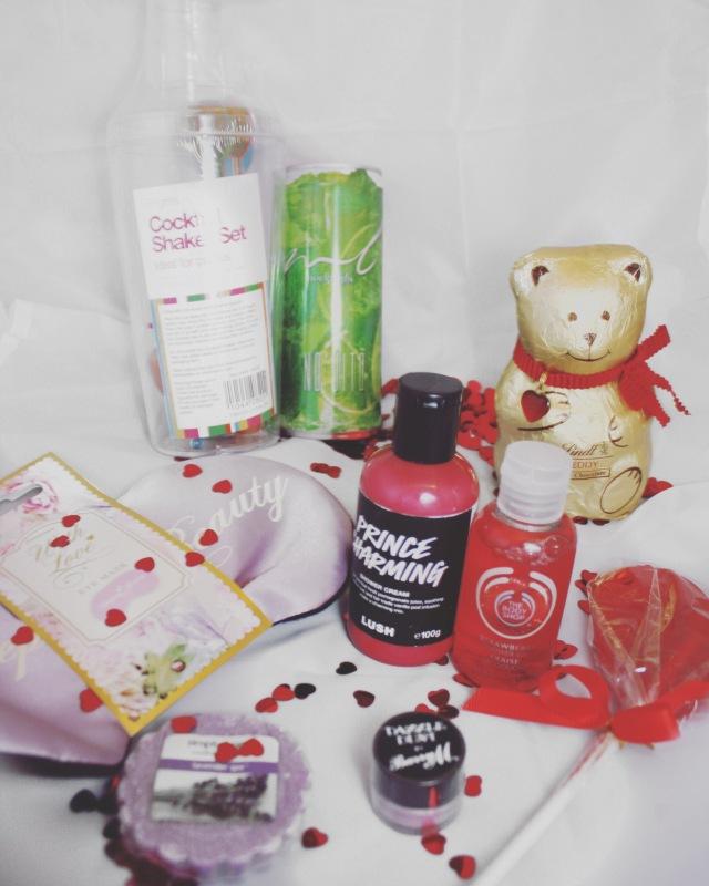 Valentines Pamper Bundle Giveaway
