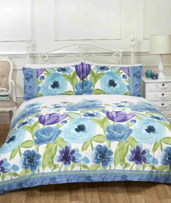 isabella_blue_quilt_set Yorkshire Linen