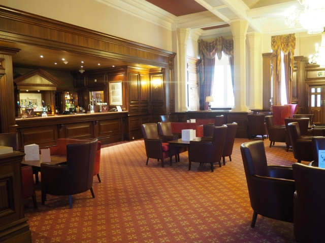 Bar Area - The Majestic Hotel