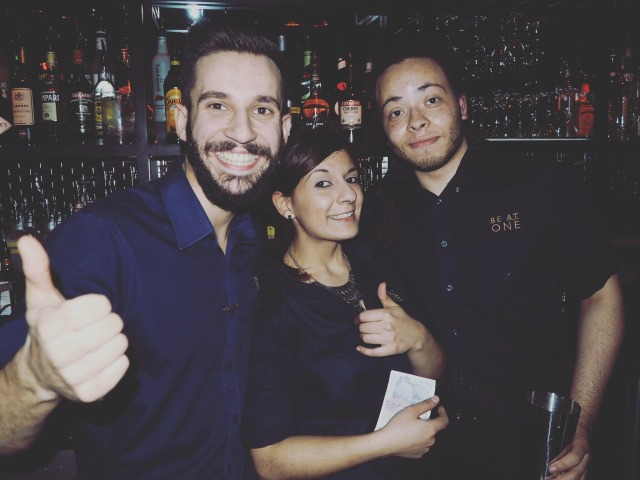 Be At One Sheffield Bar Staff