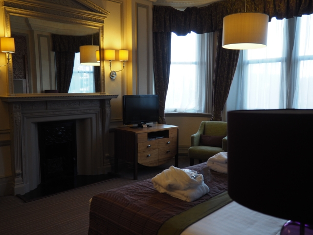 Deluxe Room - The Majestic Hotel