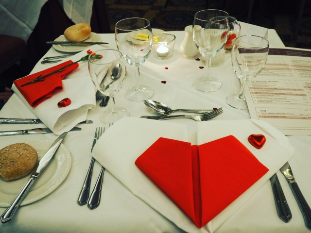 Valentines - The Majestic Hotel