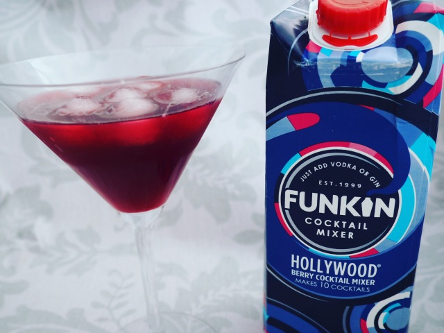 Funkin Cocktails - Hollywood Berry