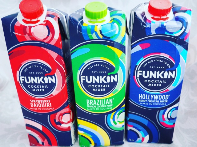 Funkin Cocktails Mixers