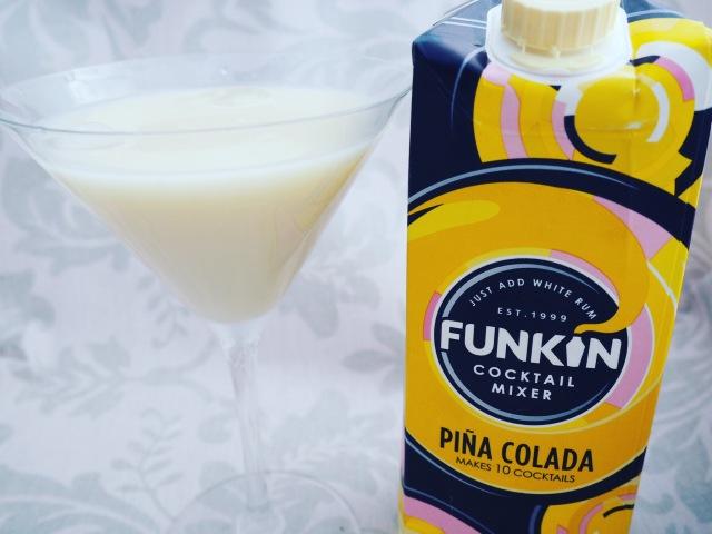 Funkin Cocktails - Pina Colada