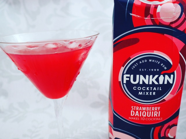 Funkin Cocktails - Strawberry Daiquiri