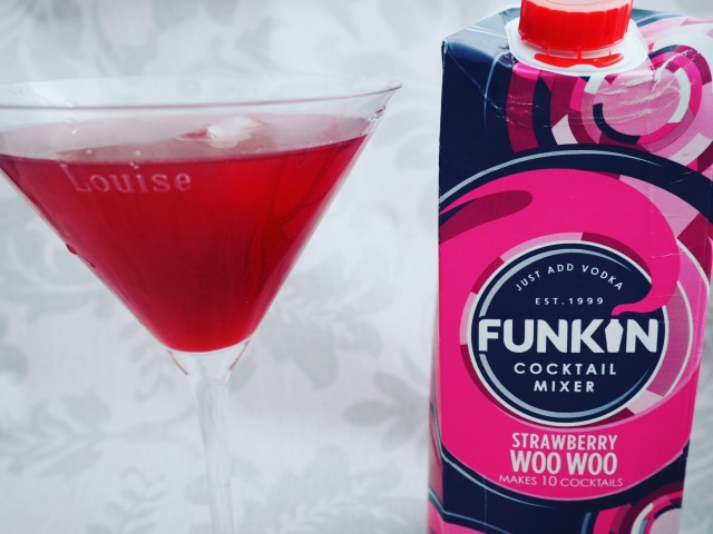 Funkin Cocktails - Strawberry Woo Woo