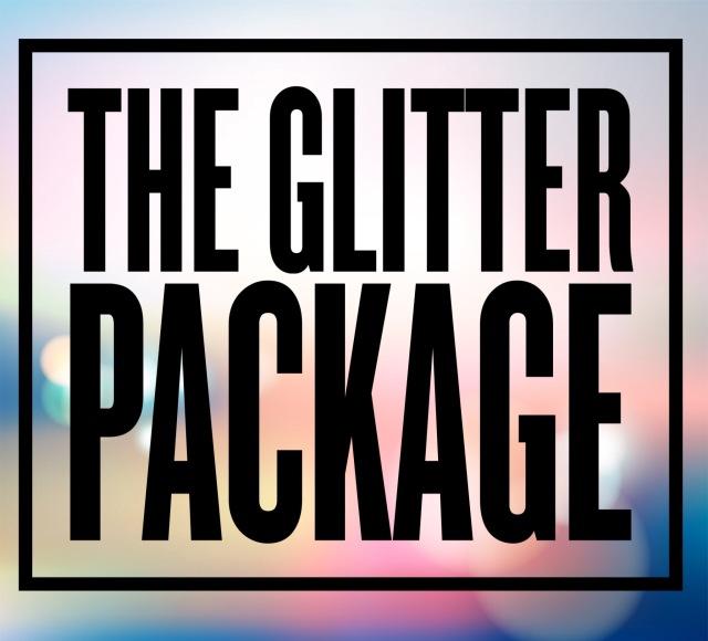 Glitter - Louise Rose Railton