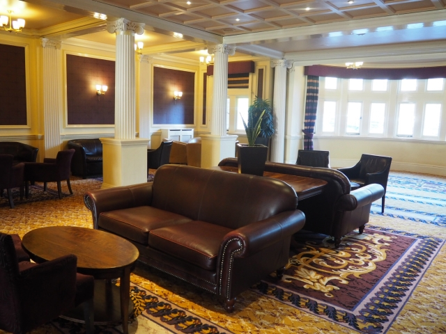 Lounge - The Majestic Hotel