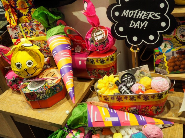 Lush York Spring and Easter