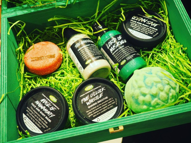 Lush-York-Men-Gift-Set